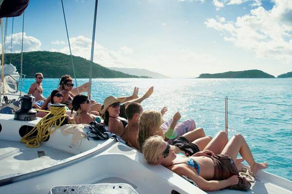 100 things to do in the Whitsundays