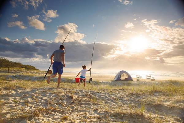 Long weekend camping spots sorted!