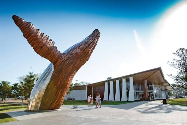 Fraser Coast Discovery Sphere