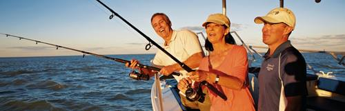Fishing - Things to See and Do - Queensland, Australia