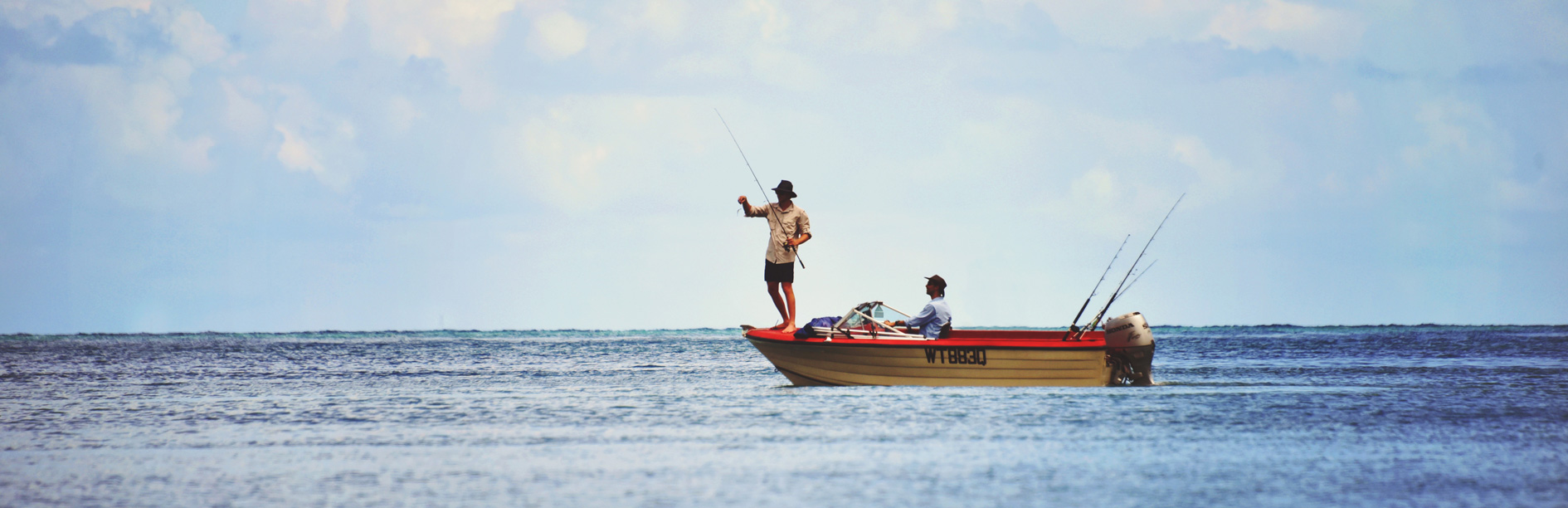 Fishing in Mackay Region