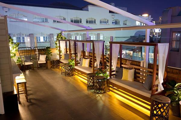 Which rooftop bar will you visit?