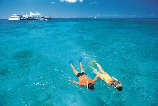 Best snorkelling spots in the Whitsundays
