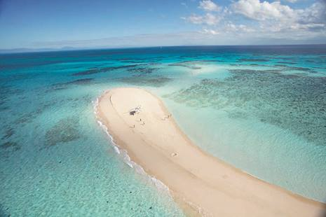 Vlasoff Sand Cay, Tropical North Queensland