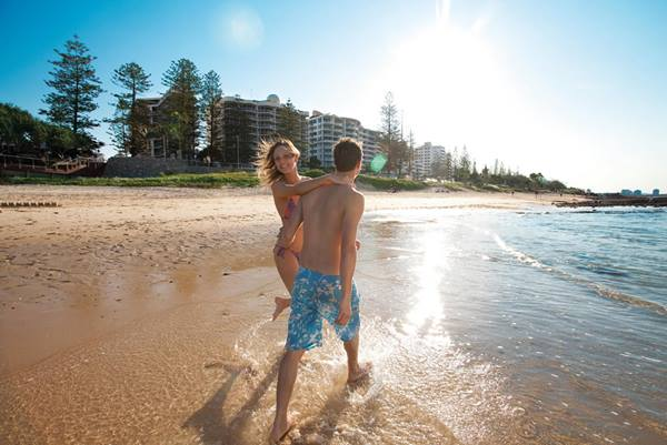 Here are some of the best honeymoon spots on the Sunshine Coast